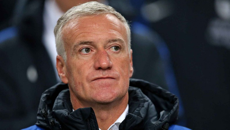 didier deschamps manager