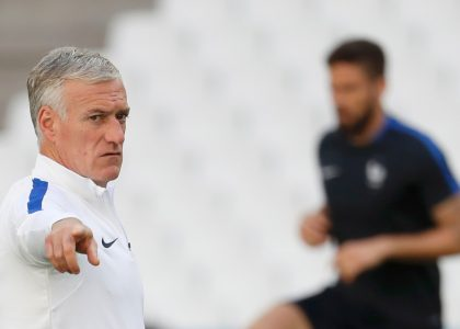 Management Didier Deschamps selectionneur