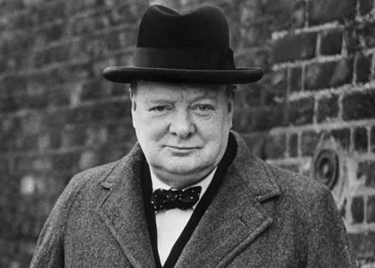 churchill citations