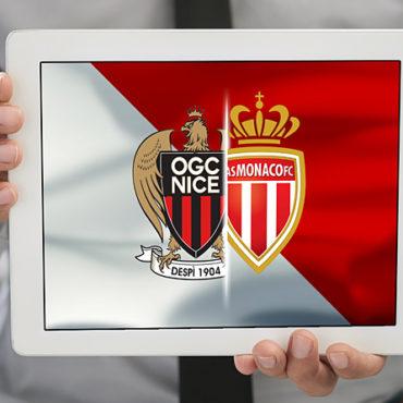 Comparatif de la présence digitale de l'AS Monaco et de l'OGC Nice