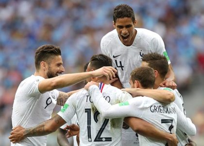 france championne monde football 2018 management