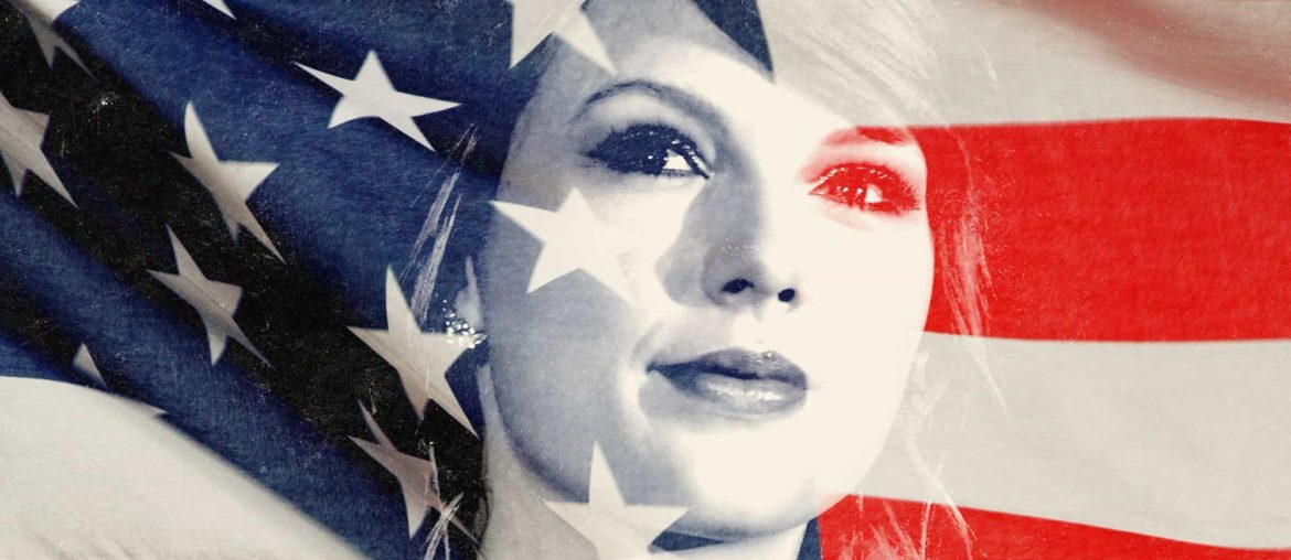 taylor swift marketing influence influenceur influenceuse instagram politique