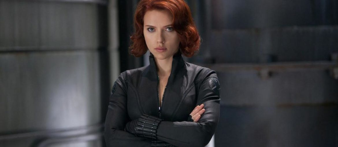 avengers marvel Scarlett Johansson black Widow