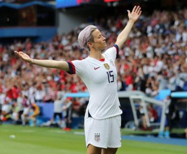 megan rapinoe usa trump politique