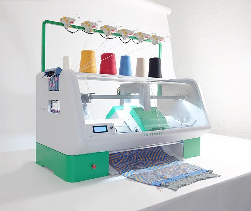 gerard rubio kniterate imprimante 3D mode