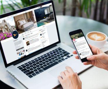 airbnb air bnb accor hotels twitter