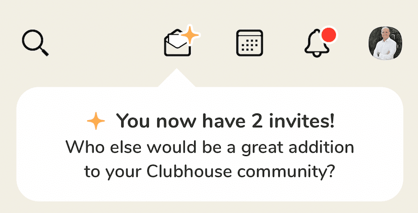 comment avoir invitation clubhouse